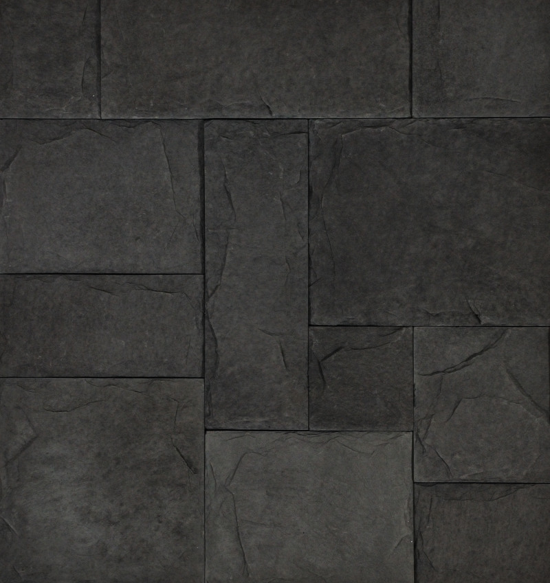 Břidlice štípaná - tmavošedá
