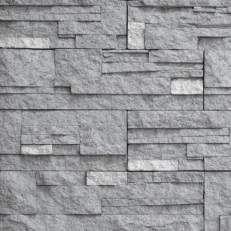 Kámen lámaný - bílosivý