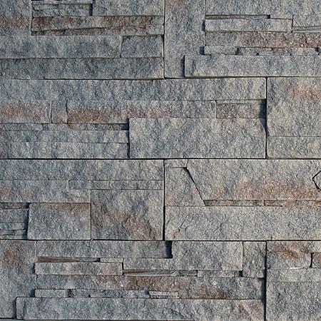 Kámen lámaný - sivý